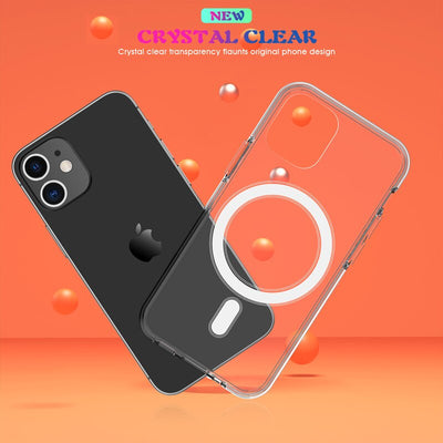 Clear iPhone 12 Case