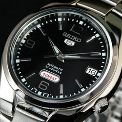 Mechanical Automatic Classic Stainless Steel Men Watch