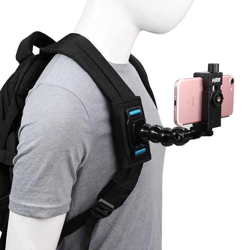Outdoor Live Mobile Phone Backpack