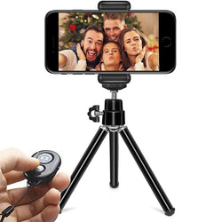 EXTENTABLE PHONE TRIPOD