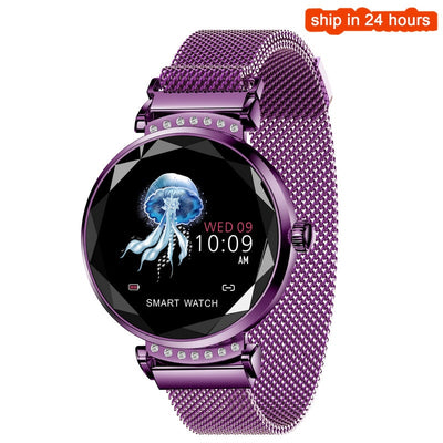 Waterproof Heart Rate Monitoring Sport Bluetooth Watch