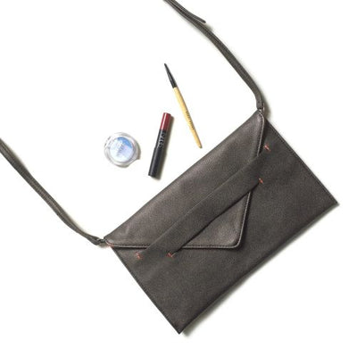 Lafayette Vegan Crossbody Clutch - Dimension Dream Seekers