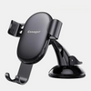 Gravity Car Phone Holder For iPhone Samsung Universal Mount Holder For Phone in Car Cell Mobile Phone Holder Stand
