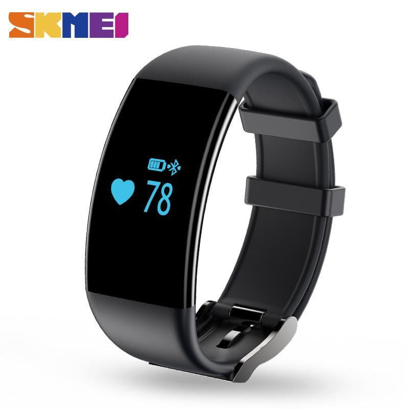 New Smart Watch Sports Wristband Fashion Watch Call Message Reminder Heart Rate Monitor ios Android Men Women Watch SKMEI 2016 - Dimension Dream Seekers