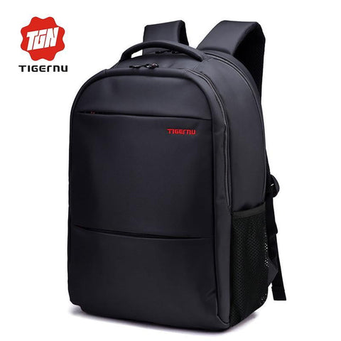 High quality Men Brand Backpack 15.6 17 inch Laptop Backpack for Women Backpack Waterproof  Nylon Schoolbag for Girls&Boy