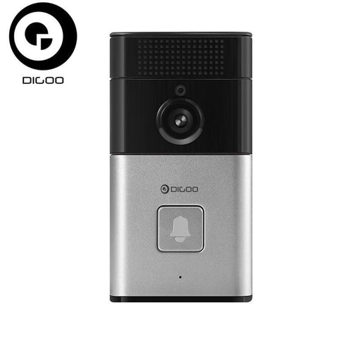 DIGOO Wireless Bluetooth and WIFI Smart Home HD Video DoorBell - Dimension Dream Seekers