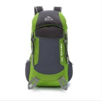 Super Soft Skin Pack Travel Backpack Outdoor Trekking Climbing Mountain Travel Waterproof Hiking Backpack Softback Foldable Bag - Dimension Dream Seekers