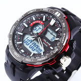 New Digital Watch Men Analog Sports Outdoor Quartz Wrist Military Watch - Dimension Dream Seekers