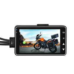 DVR Motorcycle Dual Dash Camera - Dimension Dream Seekers