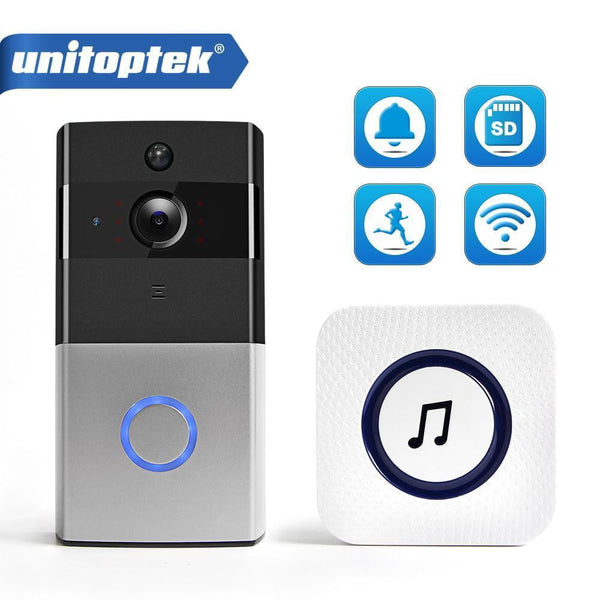 IP Video Intercom Doorbell Camera - Dimension Dream Seekers