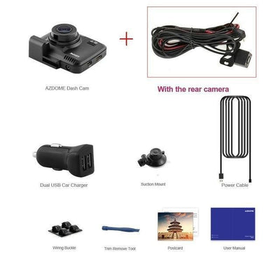 Car DVRs Recorder Dash Camera - Dimension Dream Seekers