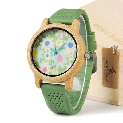 BOBO BIRD Women Dress Wooden watches - Dimension Dream Seekers