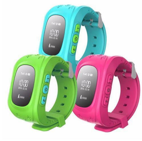 Smart Kid Safe GPS Wristwatch SOS Call Location Finder Locator Tracker Anti Lost Monitor - Dimension Dream Seekers