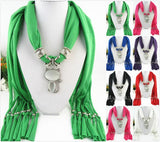 Cat Pendant Scarf - Dimension Dream Seekers