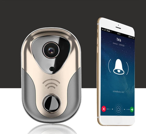 Wireless WIFI Intercom Doorbell - Dimension Dream Seekers