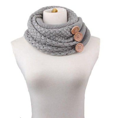 Feitong Fashion Winter Keep Warm Scarf - Dimension Dream Seekers