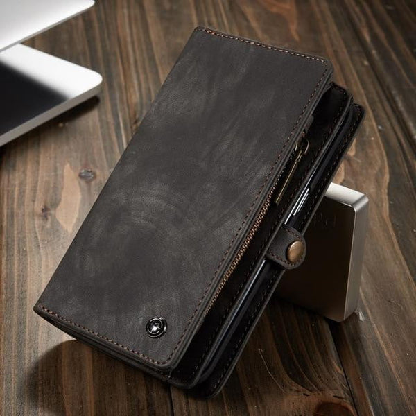 Multi-functional Leather Phone Case Wallet - Dimension Dream Seekers