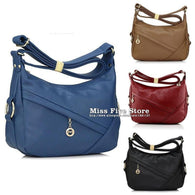 New Women Leather Handbags Shoulder Messenger Bags - Dimension Dream Seekers