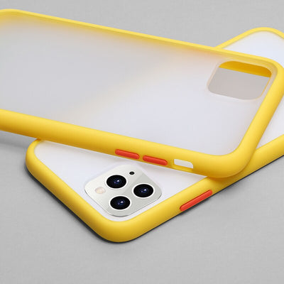 Shockproof Transparent Silicone Phone Case
