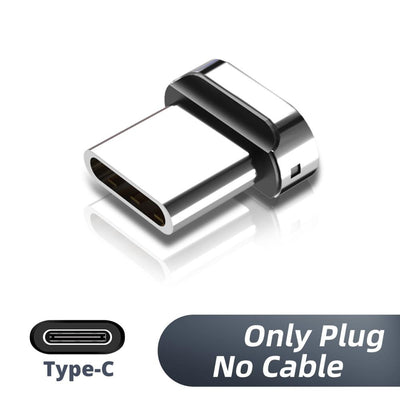 FONKEN Magnetic Cable Micro USB Type C Magnetic Charging Cables Magnetic Charger for iPhone Samsung Huawei Xiaomi Quick Charge