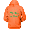 Hoodie The Past Is Gone! Your Best Is Yet To Come - Dimension Dream Seekers