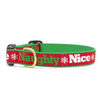 Naughty and Nice Dog Collar - Dimension Dream Seekers