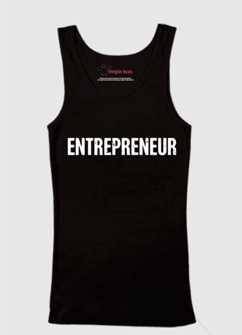 Entrepreneur Tank Top - Dimension Dream Seekers