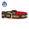 Evil Genius Dog Collar - Dimension Dream Seekers