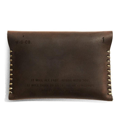 Leather Wallet V.1 - Dimension Dream Seekers