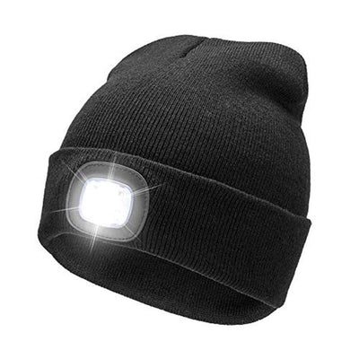 Unisex LED Knitted Beanie