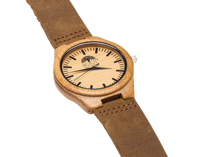 BAMBOO WATCH - Dimension Dream Seekers