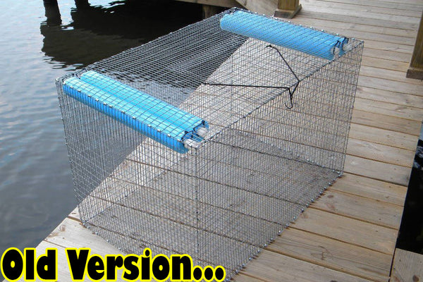 Fish Basket - Floating Fish Basket - Fish Cage - Fish Holding Pen