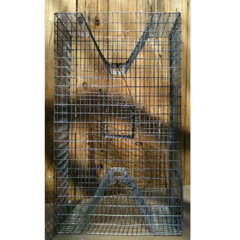 Rectangle Bait Fish Trap: Bream Trap – Perch Trap  – Eel Trap