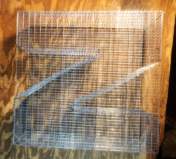 Z-Bait Fish Trap (Bream, Perch, Sunfish, Pinfish, Bullhead Trap)