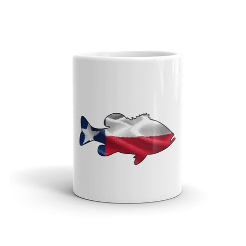 Texan Bass Mug