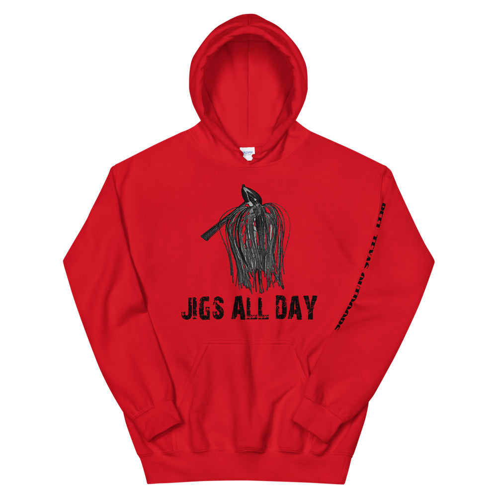 Jigs All Day Unisex Hoodie