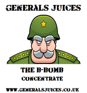 Generals Juices - The B-Bomb Concentrate