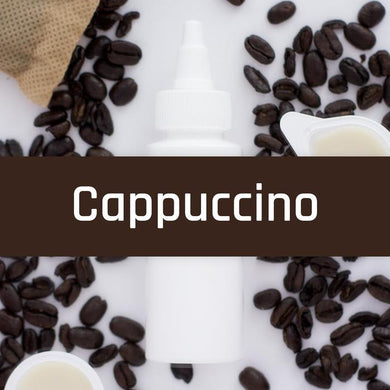 Cappuccino Concentrate - Liquid Barn