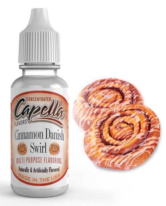 Cinnamon Danish Swirl Concentrate - Capella