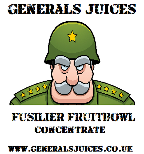 Generals Juices - Fusilier Fruitbowl Concentrate