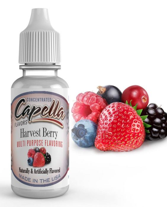 Harvest Berry Concentrate - Capella