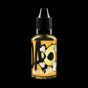 Jax Custard - Salted Caramel Concentrate