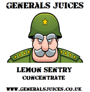 Generals Juices - Lemon Sentry Concentrate