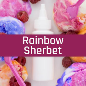 Rainbow Sherbet Concentrate - Liquid Barn