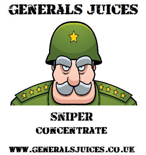 Generals Juices - Sniper Concentrate