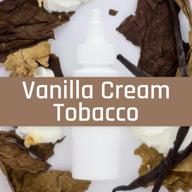 Vanilla Cream Tobacco Concentrate - Liquid Barn