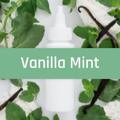 Vanilla Mint Concentrate - Liquid Barn
