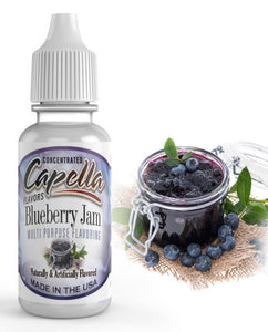 Blueberry Jam Concentrate - Capella