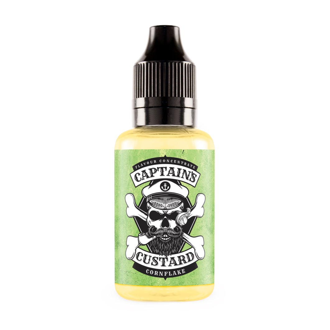 Captain's Custard - Cornflake Concentrate
