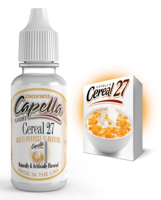Cereal 27 Concentrate - Capella